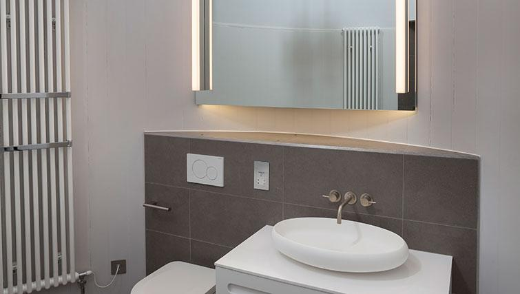 WC at Ikonic Dean Village Luxury Apartment - Citybase Apartments