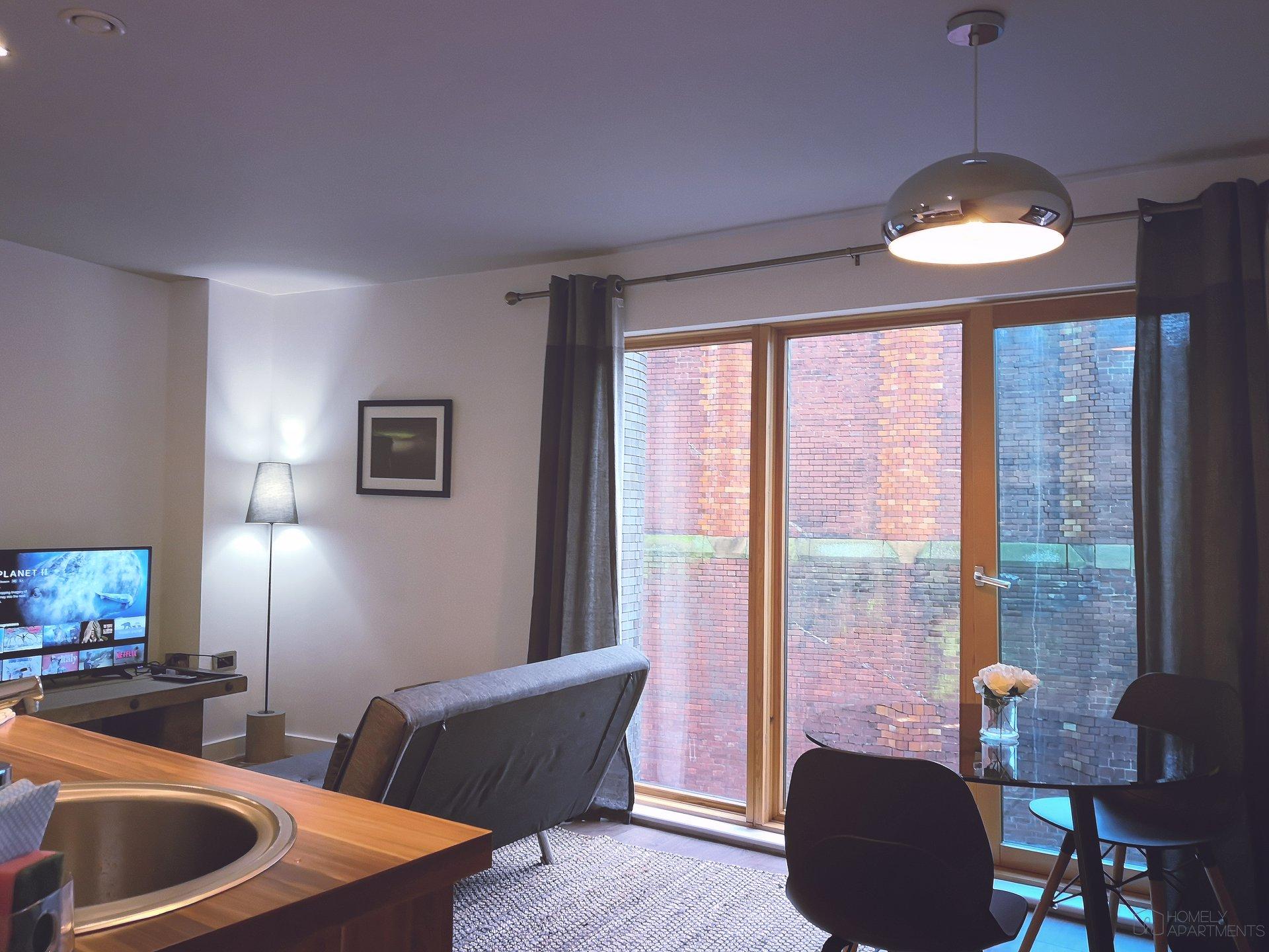 Studio at Blonk Street Apartments - Citybase Apartments