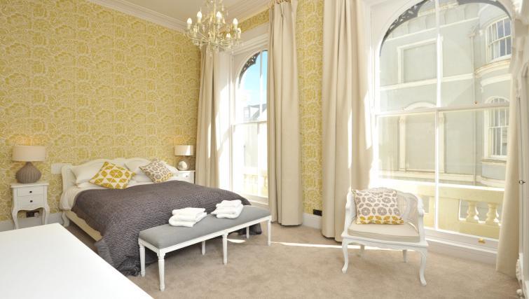 Bedroom at Elliot Terrace Apartments - Citybase Apartments