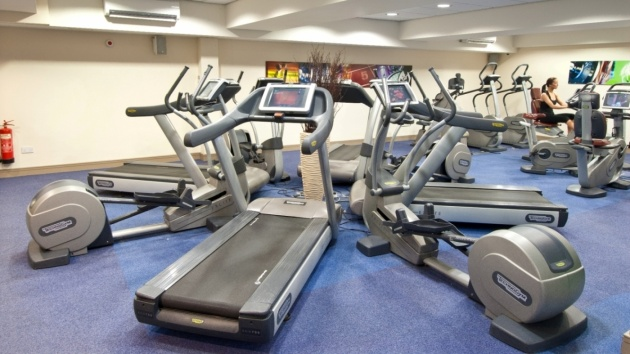 Gym at St Paul's Apartments - Citybase Apartments