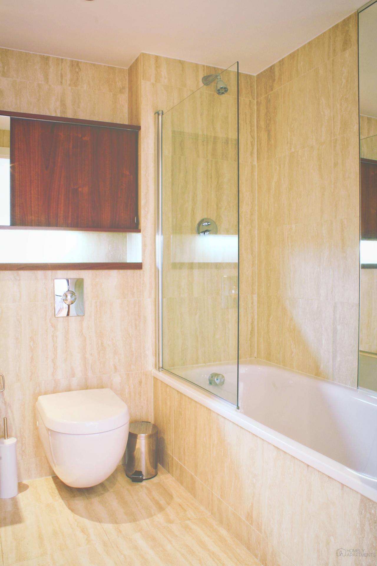 Bath at St Paul's Apartments - Citybase Apartments