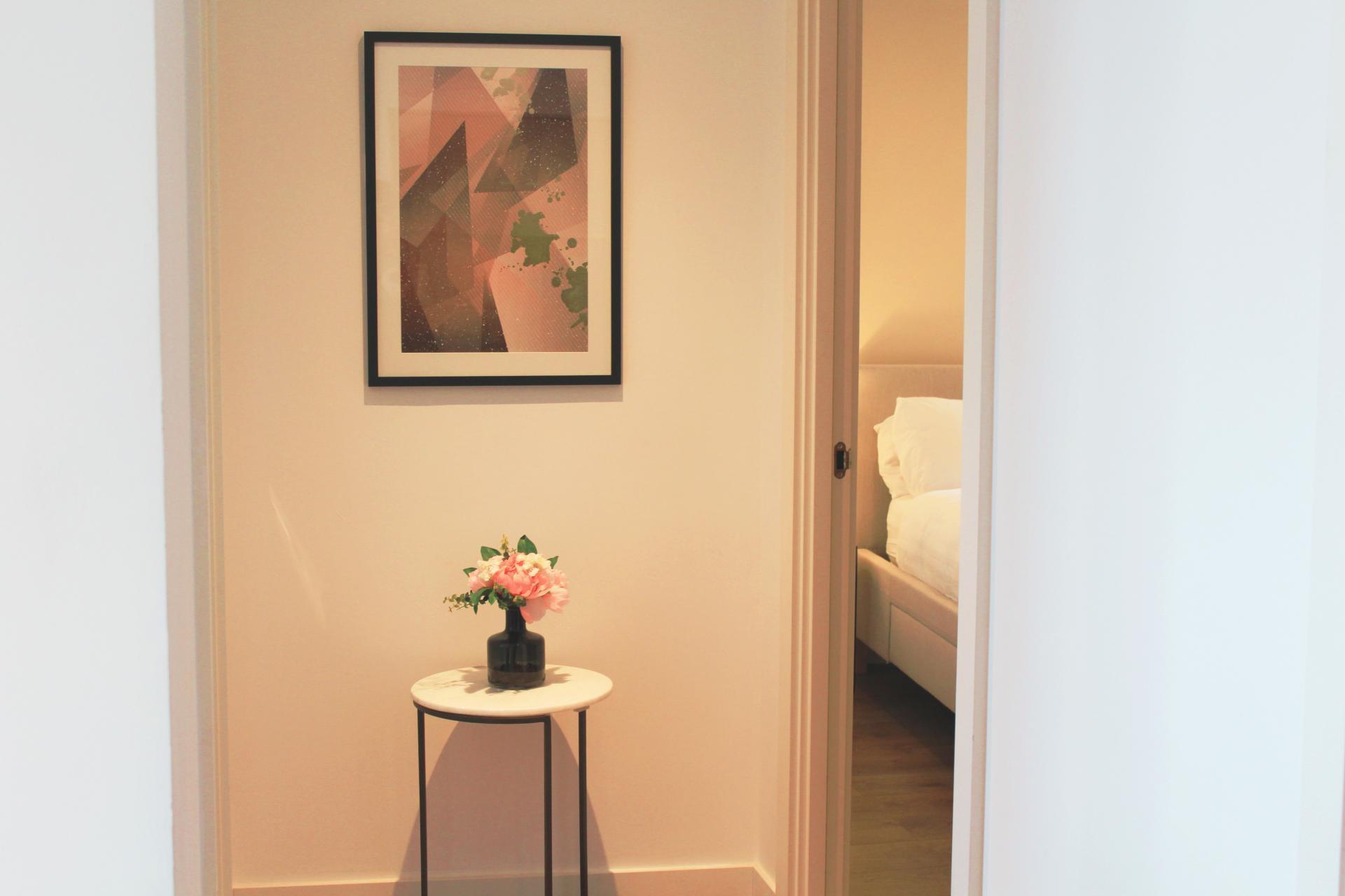 Hallway at St Paul's Apartments - Citybase Apartments