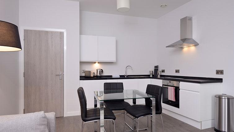 Kitchen/diner at Glassford Residence - Citybase Apartments