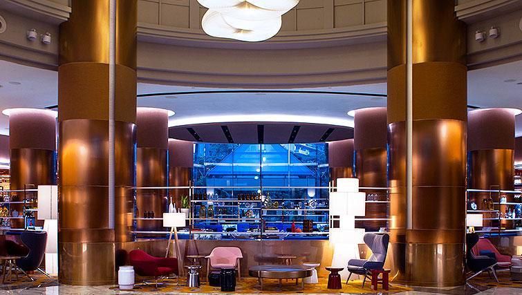 Reception at La Residenza Waterfront Apartments, Singapore - Citybase Apartments