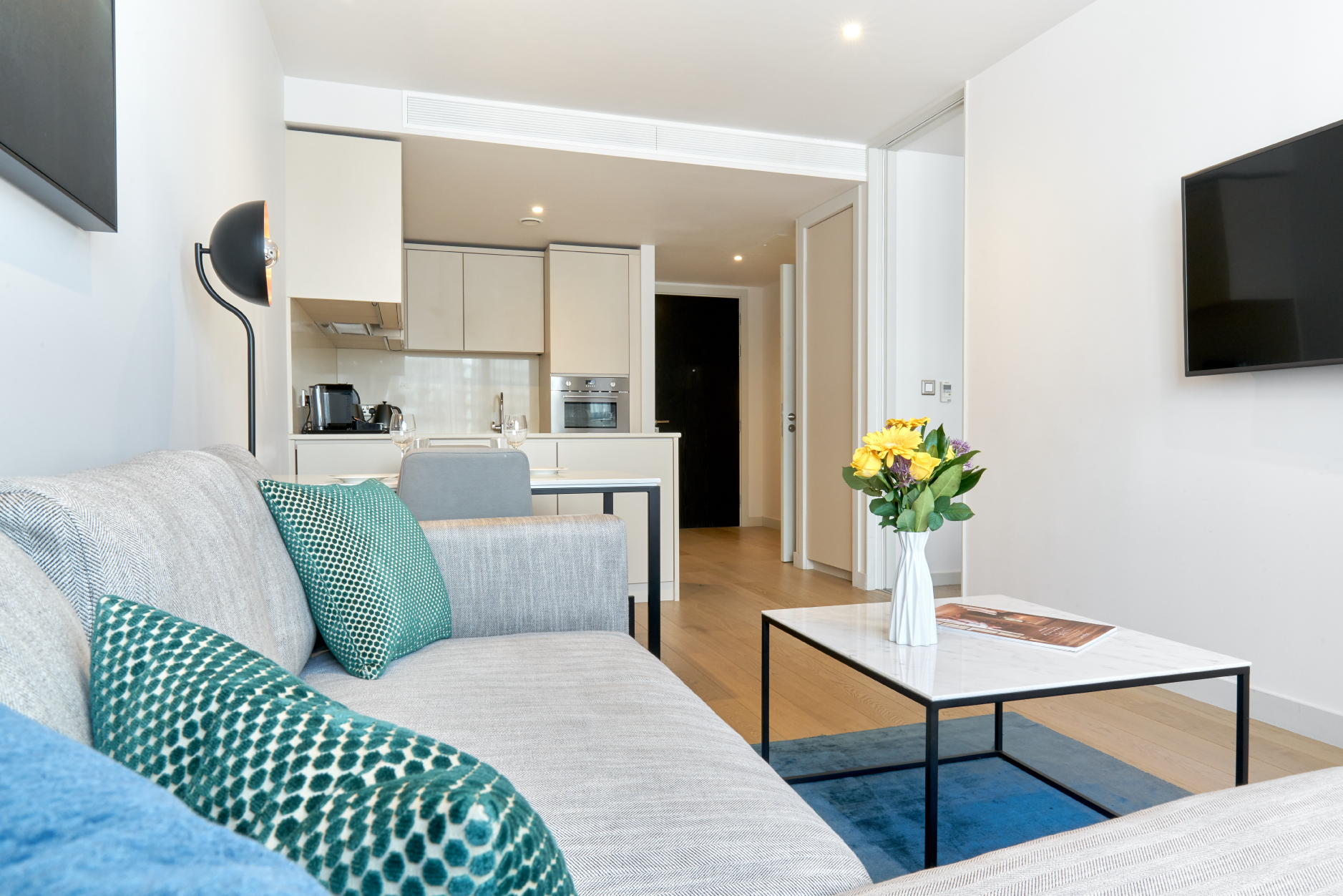 Layout at CitySuites Manchester - Citybase Apartments