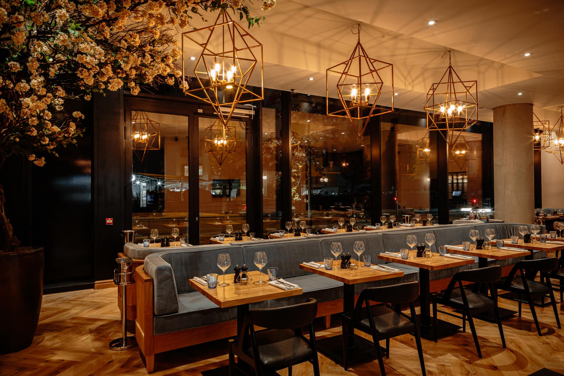 Restaurant at CitySuites Manchester - Citybase Apartments