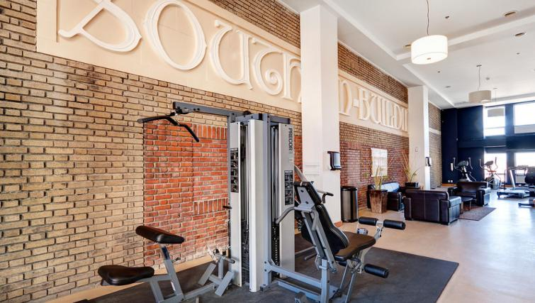 Fitness centre at Mosaique Apartments - Citybase Apartments