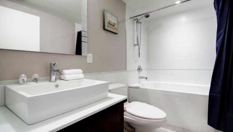 Bathroom at Mosaique Apartments - Citybase Apartments