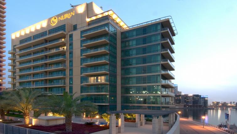 External view of Nuran Marina Serviced Residences - Citybase Apartments