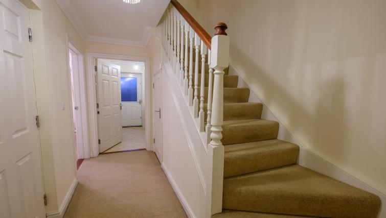 Stairs at City Centre Town House - Citybase Apartments