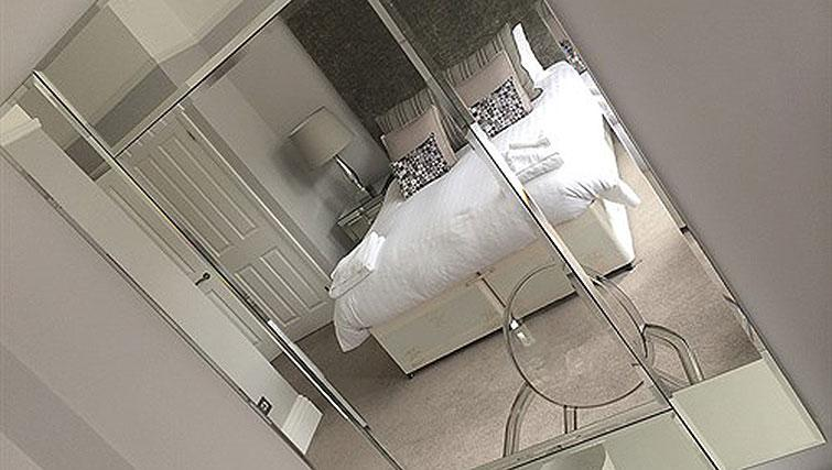 Bedroom at Alum Chine Beach House - Citybase Apartments