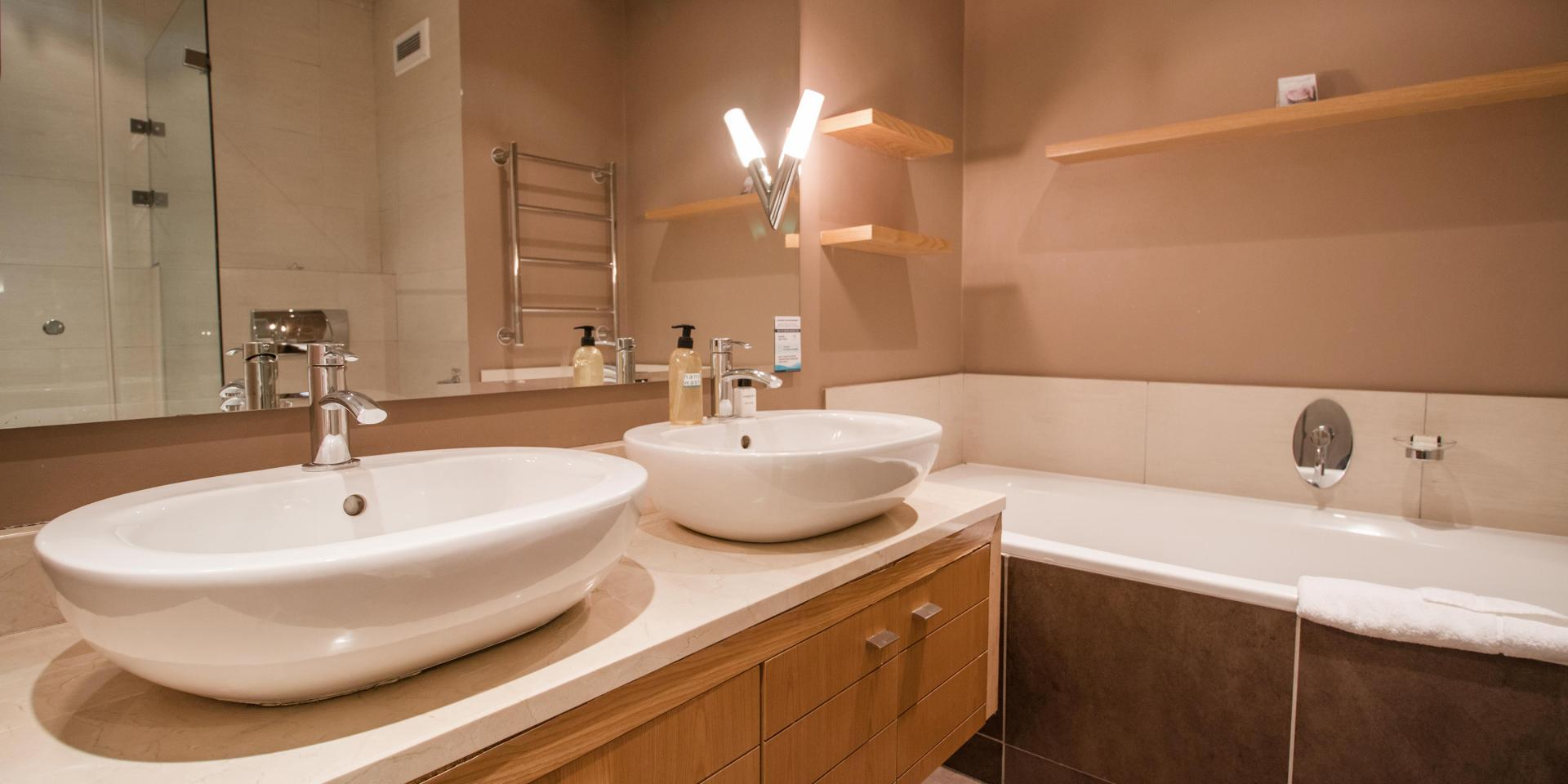 Sink at The Glen Apartments - Citybase Apartments