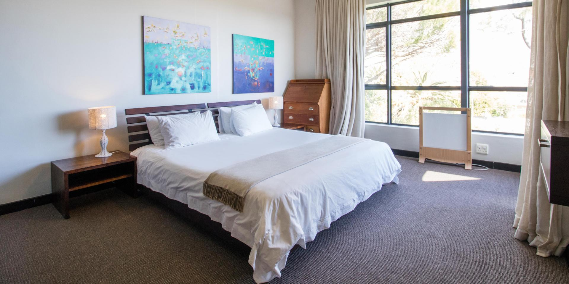 Cosy room at The Glen Apartments - Citybase Apartments