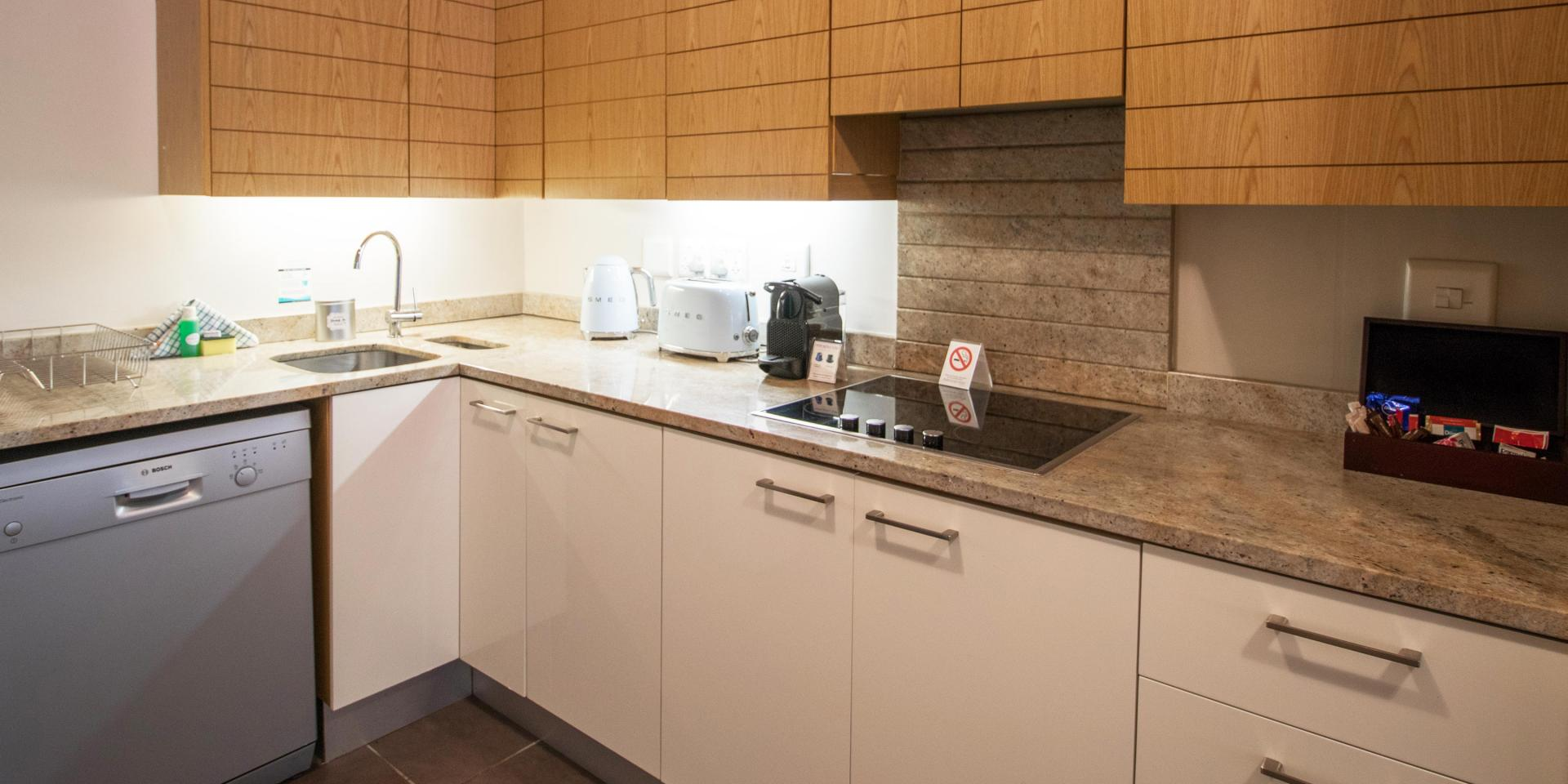 Kitchen at The Glen Apartments - Citybase Apartments