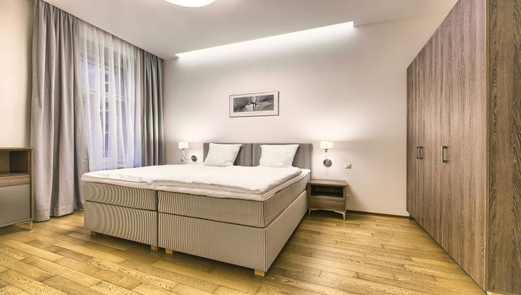 Bedroom at Krizovnicka Residence - Citybase Apartments