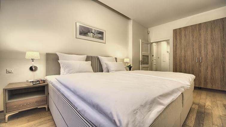 Cosy bed at Krizovnicka Residence - Citybase Apartments