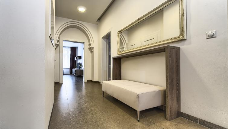 Hall at Krizovnicka Residence - Citybase Apartments