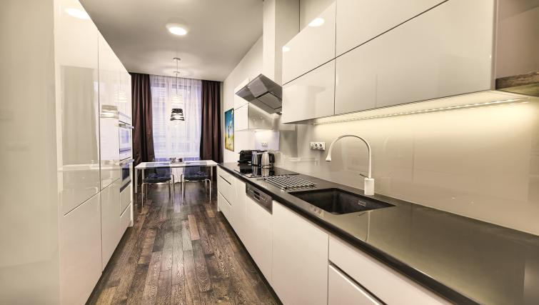 Kitchen at Krizovnicka Residence - Citybase Apartments