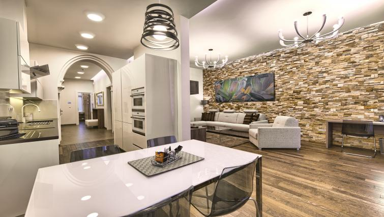 Dining area at Krizovnicka Residence - Citybase Apartments