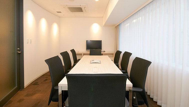 Meeting room at Nankai Osaka Apartments - Citybase Apartments
