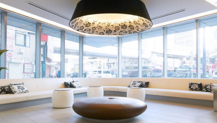 Lobby at Nankai Osaka Apartments - Citybase Apartments