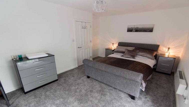 Bedroom at Nazarene Apartments - Citybase Apartments