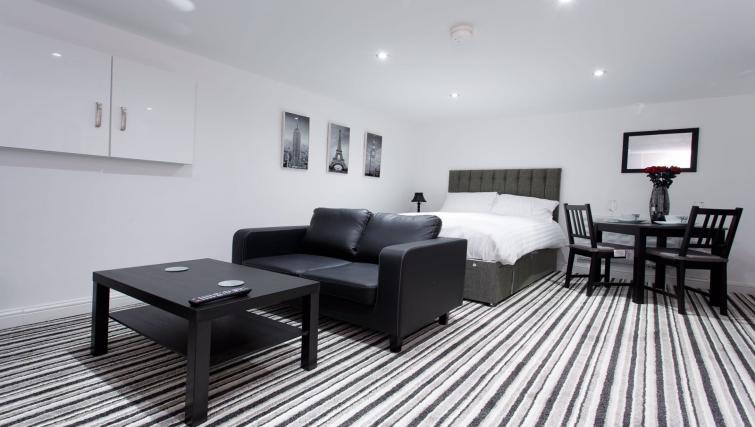 Studio at Shaftesbury Apartment - Citybase Apartments
