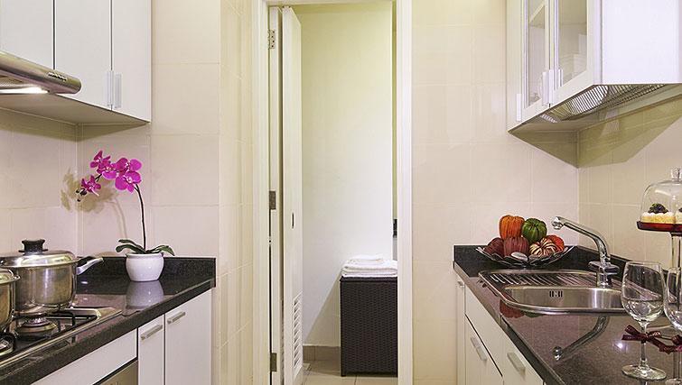 Kitchen at Orchard Scotts Residences, Singapore - Citybase Apartments
