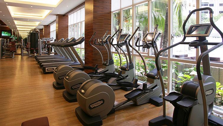 Gym at Orchard Scotts Residences, Singapore - Citybase Apartments