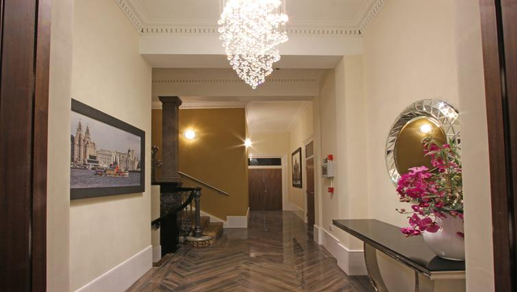 Hall at The Castle Collection - Citybase Apartments