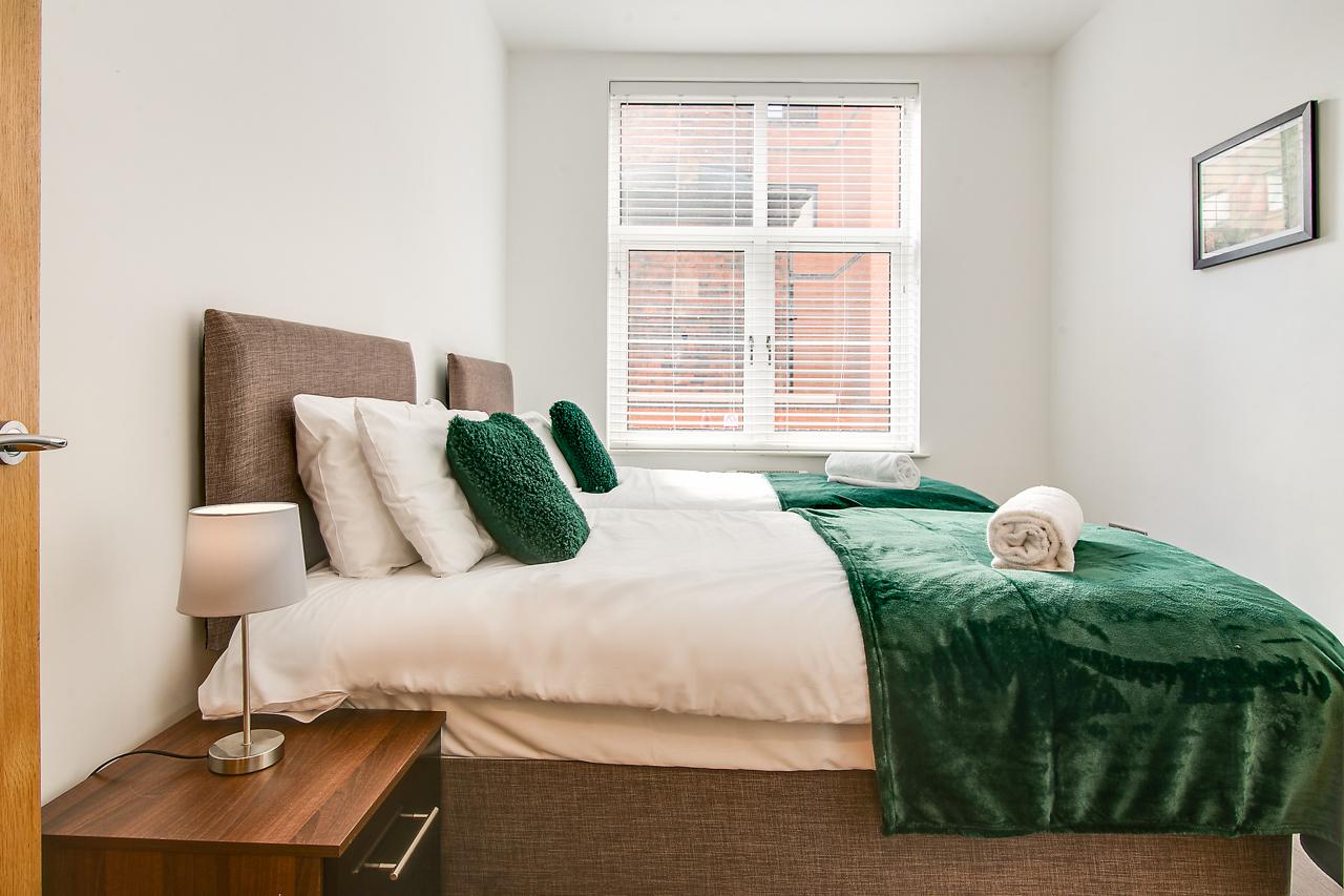 The Mint Apartments, Jewellery Quarter, Birmingham - Citybase Apartments