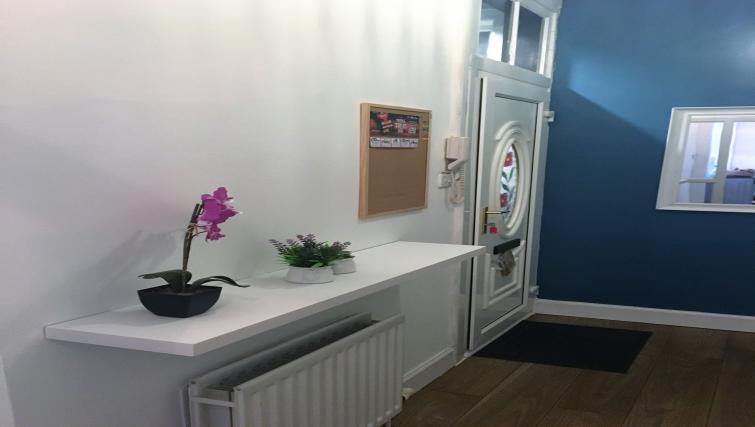 Hallway and entrance at - Citybase Apartments