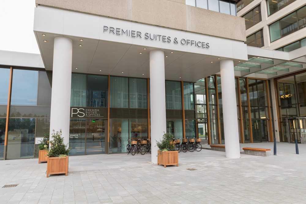 Exterior at Premier Suites Plus Rotterdam - Citybase Apartments