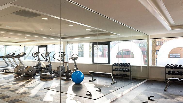 Gym at Htel Amstelveen, Amsterdam - Citybase Apartments