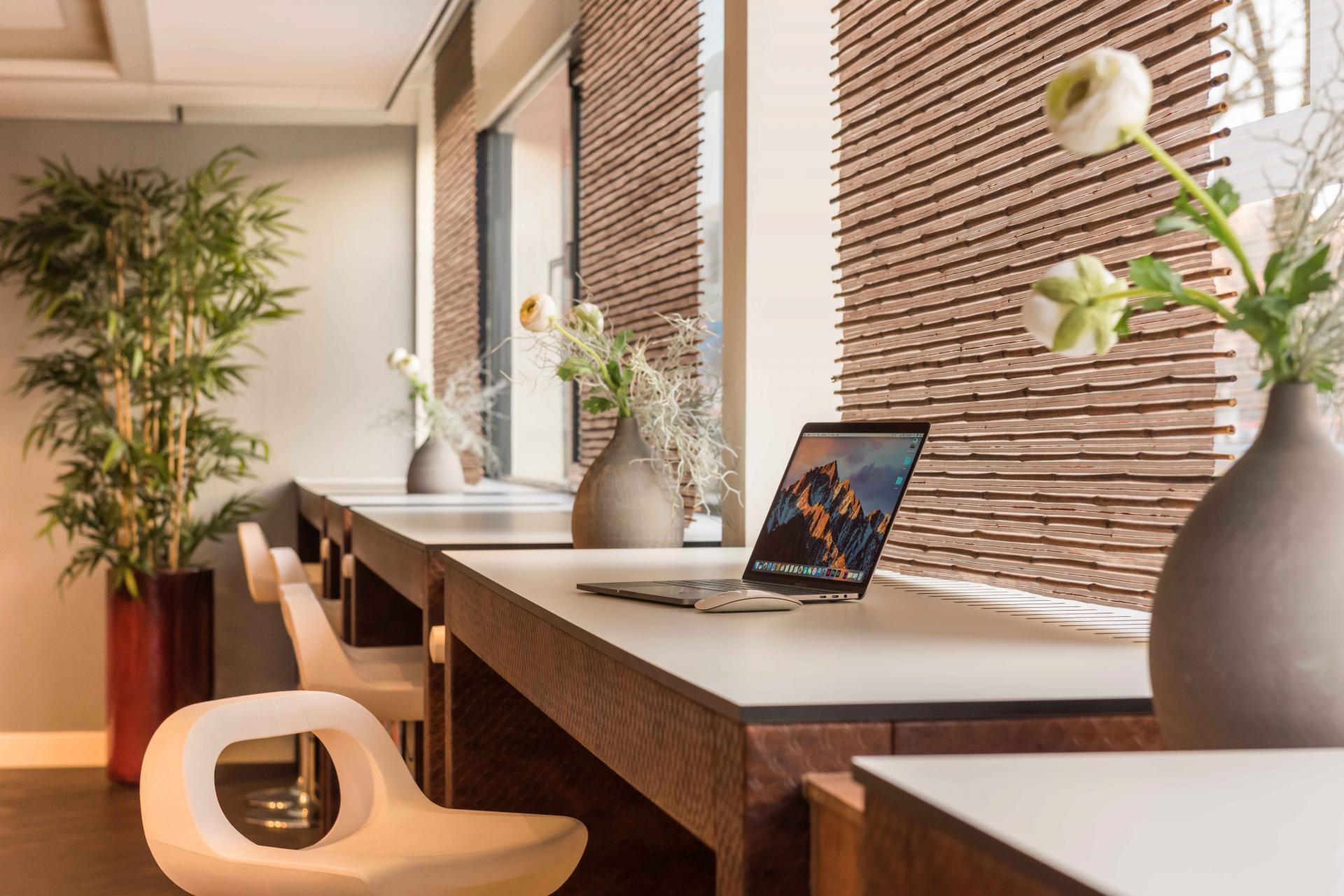 Lounge at Htel Amstelveen, Amsterdam - Citybase Apartments