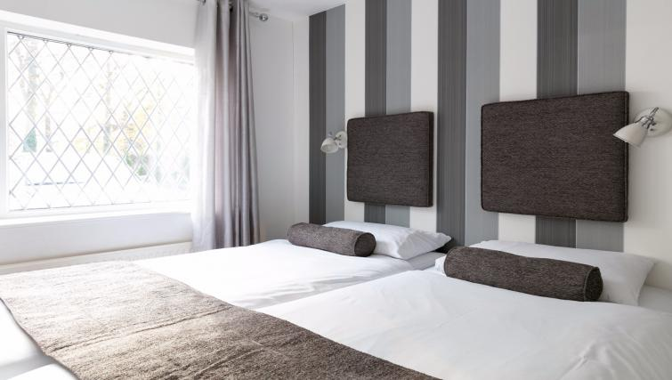 Bedroom at the The Addenbrooke's Suite - Citybase Apartments