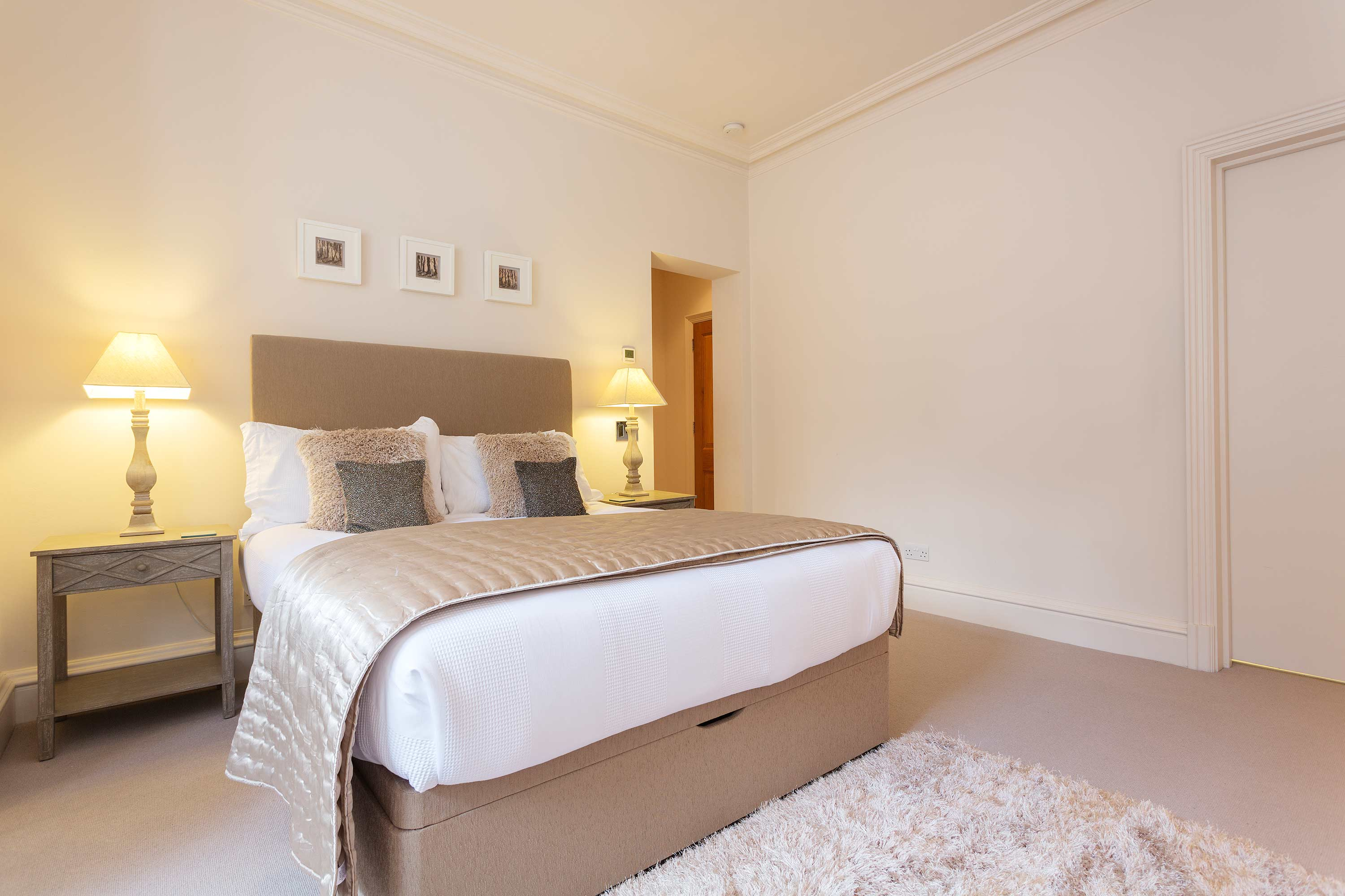 Bedroom at Redcliffe Retreat Apartment - Citybase Apartments