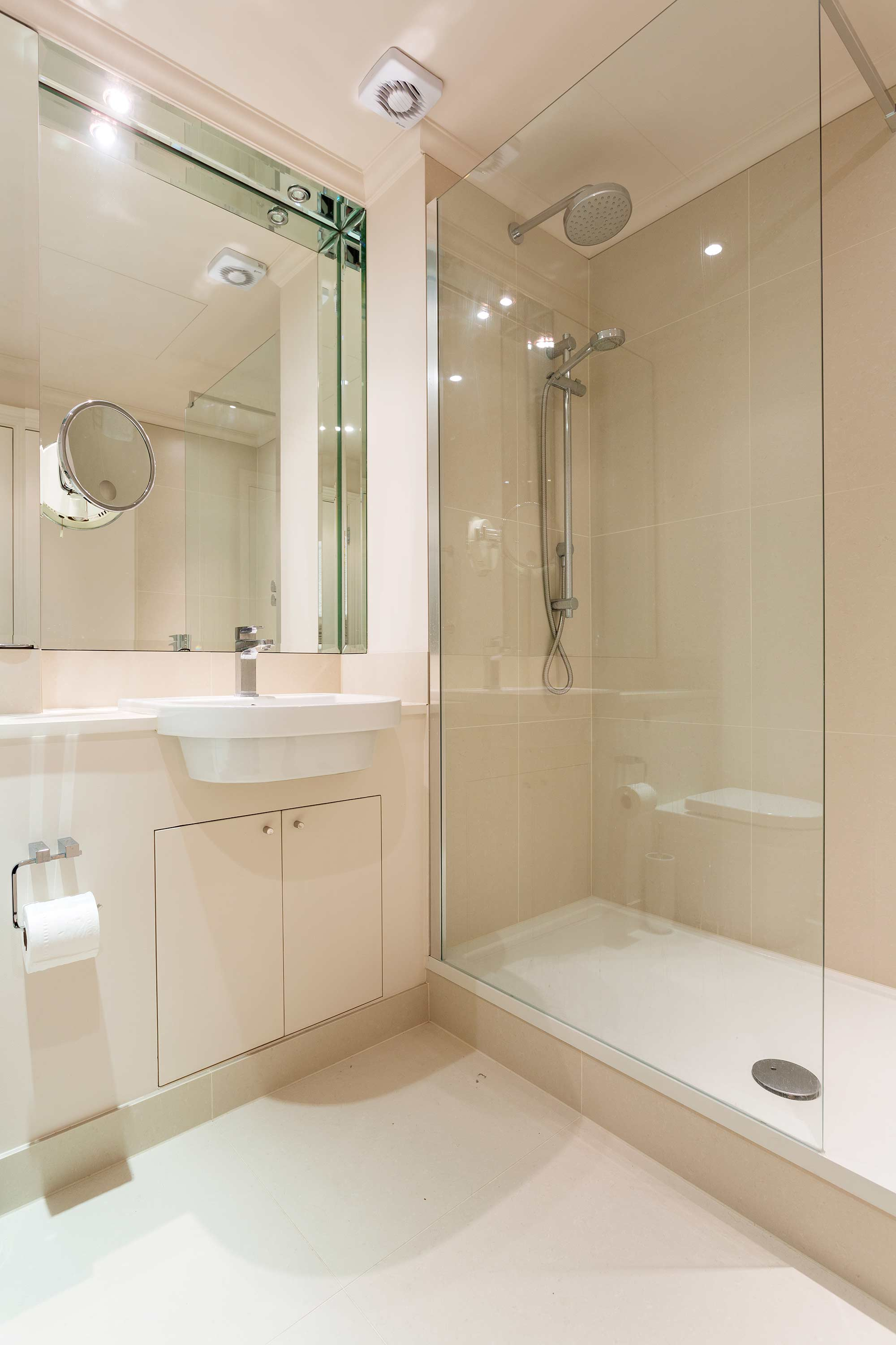 Bathroom at Redcliffe Retreat Apartment - Citybase Apartments