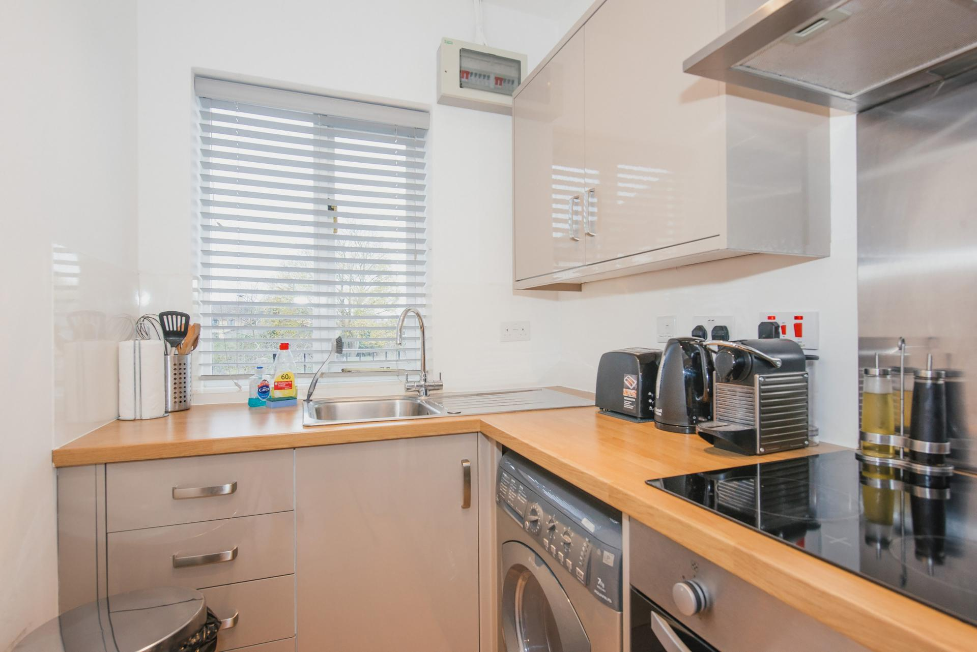 Worktop at Arbury Road Apartments, Chesterton, Cambridge - Citybase Apartments