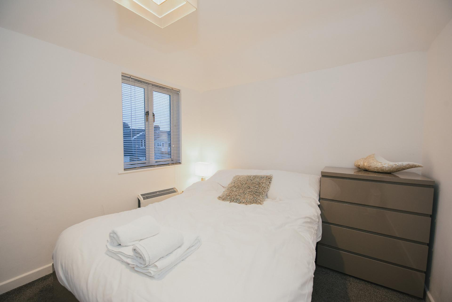 Bedding at Arbury Road Apartments, Chesterton, Cambridge - Citybase Apartments