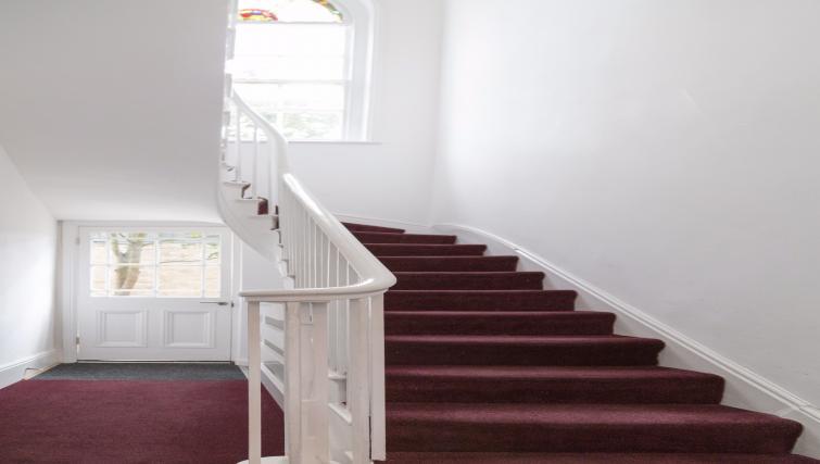 Staircase at the Cambridge City Apartments - Citybase Apartments