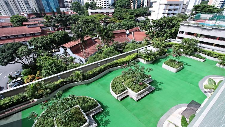Garden at Far East Plaza Residences, Singapore - Citybase Apartments