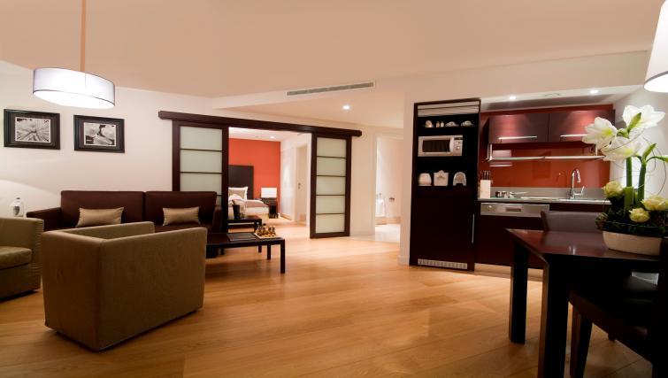 Spacious apartment at Radisson Blu Astrid Antwerp Suites - Citybase Apartments