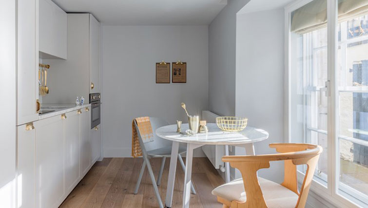 Studio bed at SACO Eden Locke - Edinburgh - Citybase Apartments