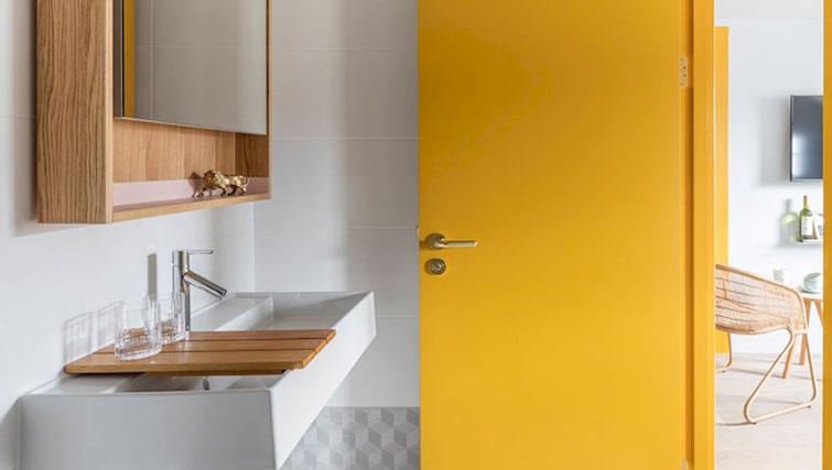Studio room at SACO Eden Locke - Edinburgh - Citybase Apartments