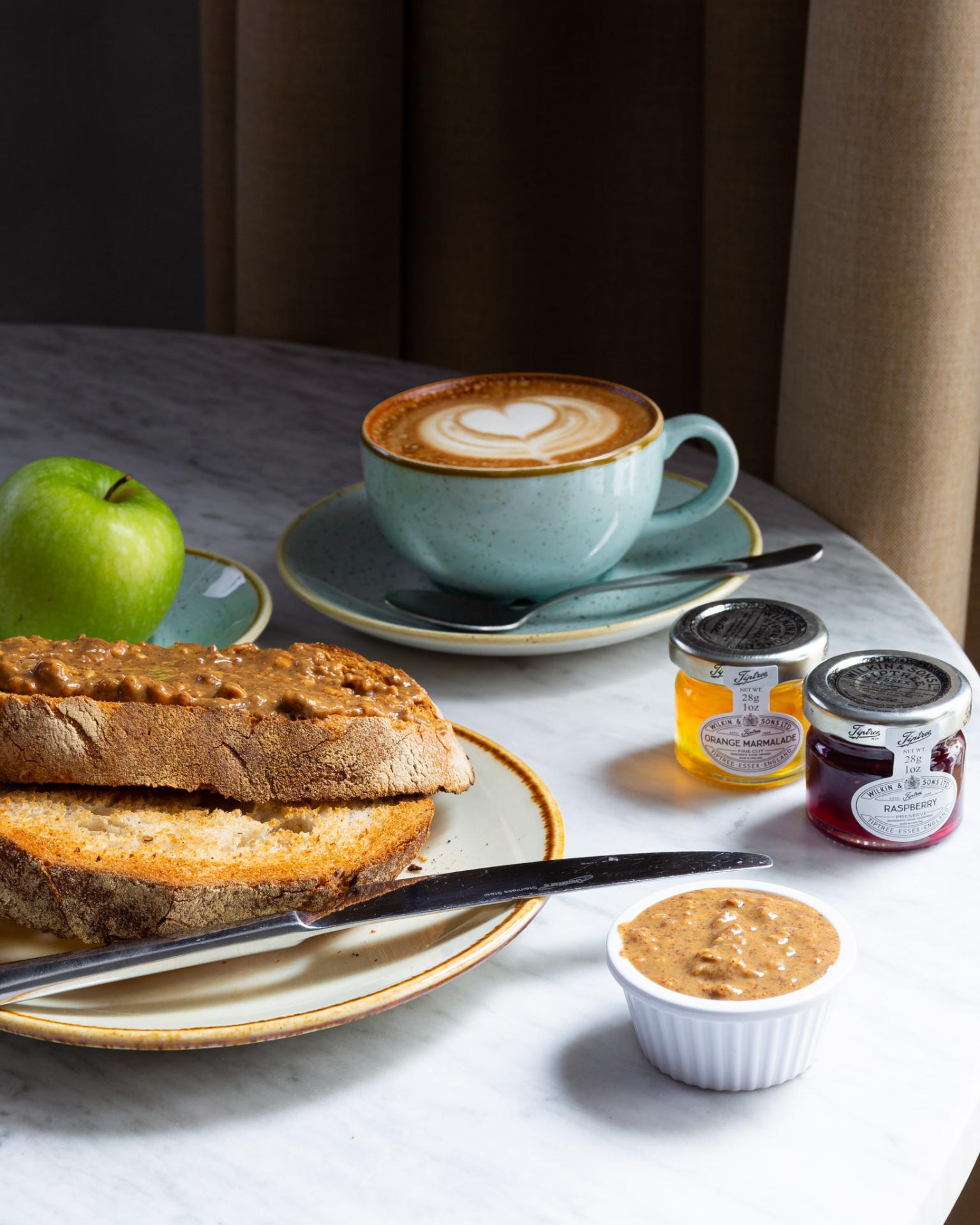 Breakfast at SACO Eden Locke - Edinburgh - Citybase Apartments
