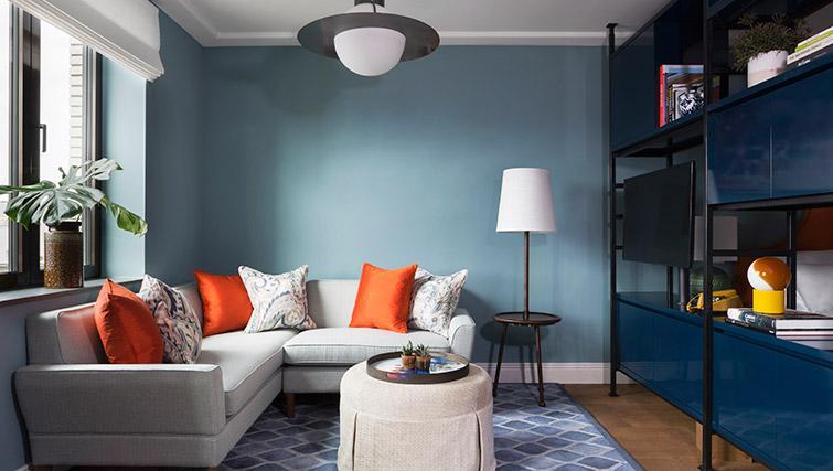 Stylish living space at Hotel Twenty Eight Apartments, Amsterdam - Citybase Apartments
