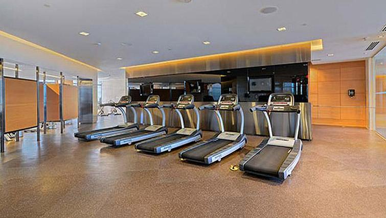 Gym at Hullmark Apartments - Citybase Apartments