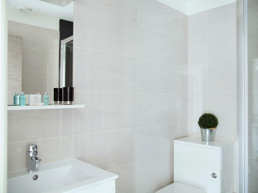 Sink at Harrogate Lifestyle Apartments - Citybase Apartments