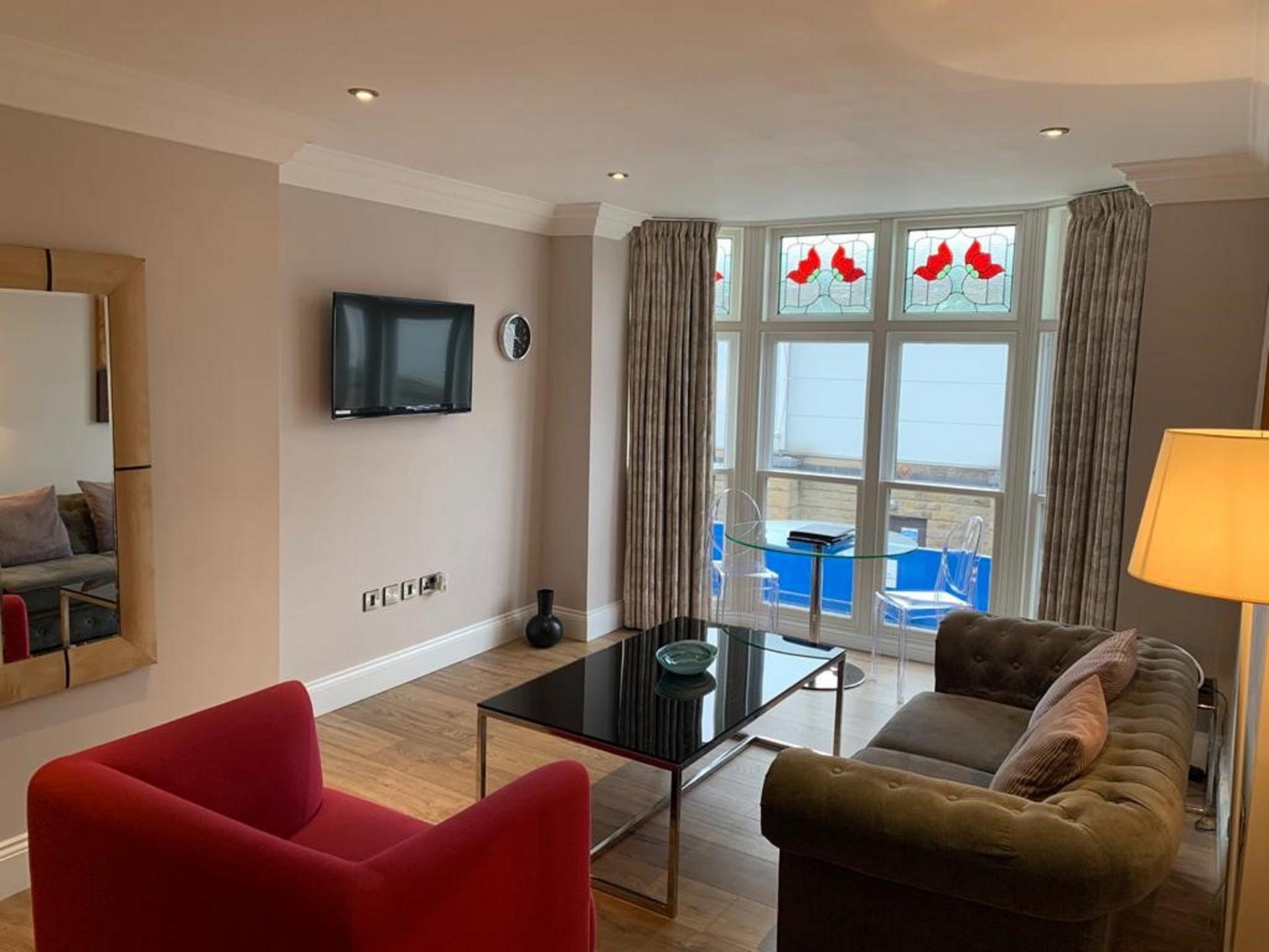 TV at Harrogate Lifestyle Apartments - Citybase Apartments